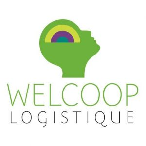 Logo Welcoop Logistique